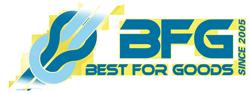 BFG > Let's go for the best Logo